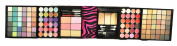 Lady De 129 colours bold traveller size eye shadow and blusher make-up gift set kit by Cameo