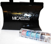 "Micabella Mineral Make Up 6 Stack Combo Pack ""A-viva Spring Green"""