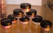 Micabella Neutral Mineral Make up 8 X Singles Stacks Neutral +A-viva Eco Nail File