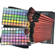120 Colour Eyeshadow(#1) + 24 Makeup Brushes CODE