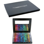 Fashion Deluxe Kleancolor 'Pro Artistry' Frost 120-colour Eye Shadow Palette
