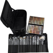 Wedding Makeup Artist Best Choice - Eyeshadow + Brushes CODE