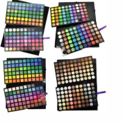 480 colour EYESHADOW MAKEUP PALETTE CODE