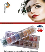 ITAY Mineral Eye Shimmer 3x8 Stack Set (1.75gr per colour)