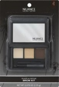 Nuance Salma Hayek Shape & Define Brow Kit Brown 100