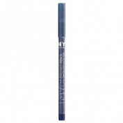 NYC New York Colour Waterproof Eyeliner Pencil, 935A Moody Blue, 0ml