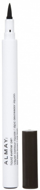 Almay Liquid Eyeliner Pen, Black/Brown, 0ml