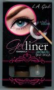 L.A Girl Gel Liner BONUS liner brush