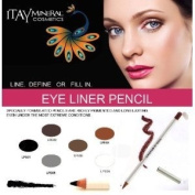 Itay Beauty Mineral Cosmetics Long Lasting Eye Liner Pencil in Brown
