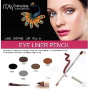 Itay Beauty Mineral Cosmetics Richly Pigmented Eye Liner Pencil in Dark Brown
