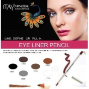 Itay Beauty Mineral Cosmetics Richly Pigmented Eye Liner Pencil in Light Brown