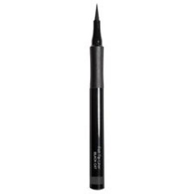 Felt Tip Liner - Bold Liquid Eyeliner Pen - Continues Colour Vibrancy For All-Day Wear (Black Cat)