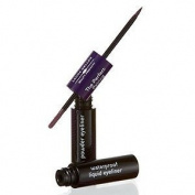 Laura Geller Perfect Pairing Waterproof Liquid & Powder Eyeliner, Eggplant, 1 ea