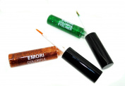 Diamond Glitter & Shimmer Style 10 Piece Liquid Eyeliner Eyeshadow Colour Set + Microfiber Pouch Bag