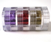 ITAY Beauty Mineral 3 Stack Glitter Shimmer Eye Shadow Makeup Colour Paris Lights