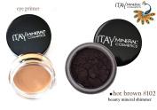 "ITAY Beauty Mineral Eye Primer+ 100% Natural Eye Shadow Colour #260cm Hot Brown"""
