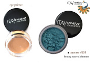 """ITAY Beauty Mineral Eye Primer+ 100% Natural Eye Shadow Colour #260cm Macaw"""" Blue/Teal"""