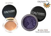 "ITAY Beauty Mineral Eye Primer+ 100% Natural Eye Shadow Colour #260cm Viola"" purple"