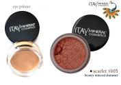 "ITAY Beauty Mineral Eye Primer+ 100% Natural Eye Shadow Colour #270cm Scarlet"""