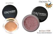 "ITAY Beauty Mineral Eye Primer+ 100% Natural Eye Shadow Colour #270cm Roseo"""