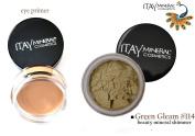 "ITAY Beauty Mineral Eye Primer+ 100% Natural Eye Shadow Colour #290cm Green Gleam"""