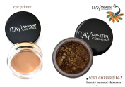 """ITAY Beauty Mineral Eye Primer+ 100% Natural Eye Shadow Colour #360cm Soft Copper"""""""