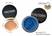ITAY Beauty Mineral Eye Primer+ 100% Natural Eye Shadow Colour #5.1cm Capri Blue""