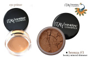 ITAY Beauty Mineral Eye Primer+ 100% Natural Eye Shadow Colour #7.6cm Bronza""