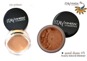 ITAY Beauty Mineral Eye Primer+ 100% Natural Eye Shadow Colour #13cm Sand Dune""