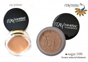 "ITAY Beauty Mineral Eye Primer+ 100% Natural Eye Shadow Colour #250cm Sugar"""