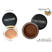 """ITAY Beauty Mineral Eye Primer+ 100% Natural Eye Shadow Colour #80cm Nature"""""""