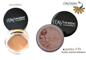 """ITAY Beauty Mineral Eye Primer+ 100% Natural Eye Shadow Colour #90cm Purity"""""""