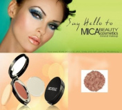 "MicaBeauty Mineral Pressed Bronzer FB10cm Light Kisses"" + Aviva Eco Nail File"