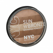 New York Colour Bronzing Powder, Hamptons Radiance 706 10ml