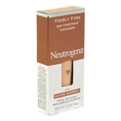 Neutrogena Visibly Firm Eye Treatment Concealer with Active Copper, Light 02 - 15ml