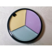Signature Club A Flaw Concealer Trio with Industrial Strength,Anchorwoman Blue and Lavender Base
