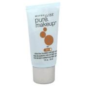 Maybelline Pure Makeup Shine-Free Foundation - Dark 1 Tan