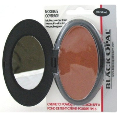 Black Opal Cream To Powder Foundation Hazelnut