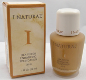 I Natural Silk Finish Enhancing Foundation w/ SPF 8 - Cocoa