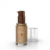 COVERGIRL Queen Collection 7.6cm 1 Foundation + Ensulizole Sunscreen SPF 20, Q820 Toffee