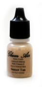 Glam Air Airbrush M9 Sunset Tan Matte Foundation Water-based Makeup (991)