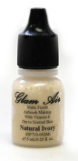 Glam Air Airbrush Makeup Foundation Water Based Matte M2 Natural Ivory