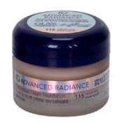 Cover Girl Advanced Radiance Age-Defying Cream Foundation, Natural Ivory, Cool Shade #115 - 2 Each