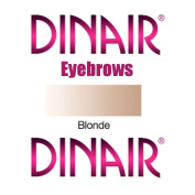DINAIR AIRBRUSH MAKEUP EYEBROWS and EYE LINER - 1 Bottle BLONDE 5ml