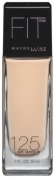Maybelline New York Fit Me Dewy + Smooth Foundation, Nude Beige, 30ml