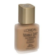 L'oreal Paris Visible Lift Line-minimising and Tone-enhancing Makeup, Normal/dry Skin, Buff, 1.25-fluid Ounce, 2 Ea