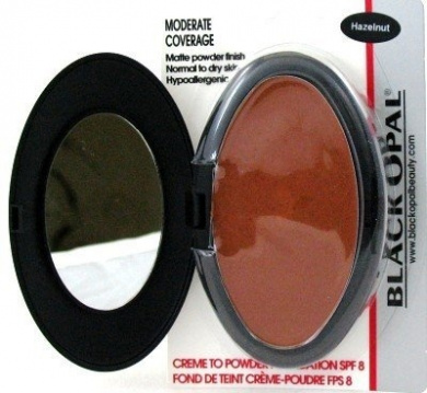 Black Opal Creme To Powder Foundation Hazelnut (3-Pack)