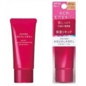 Shiseido AQUALABEL Liquid Foundation | Moisture Liquid BO10 Beige Ochre 25g