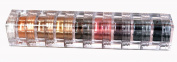 Itay Mineral 8 Stacks Eye Shimmer Itay Best 4 Blue + Cala 7pcs Brush Set 70815