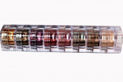 Itay Mineral 8 Stacks Eye Shimmer Itay Nature Beauty+Cala 7pcs Brush Set 70815